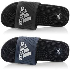 Sandali e scarpe blu adidas sintetico per il mare da uomo