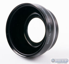 Digital Concepts 0.45x Wide-Angle Lens with Macro (52mm, Black)
