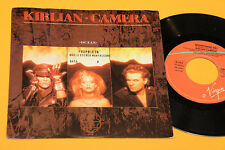 "KIRLIAN CAMERA 7"" OCEAN 1°ST ORIG ITALY 1986 NM !!!!!!!!!!!!!!!!"