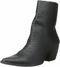 Matisse Women's Shoes Caty Pointed Toe Ankle Fashion Boots, Black, Size 8.5 5TQ3