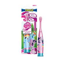 Firefly Mi Pequeño Pony Turbo Max suave cepillo de dientes eléctrico 6+ años Construido en Soporte