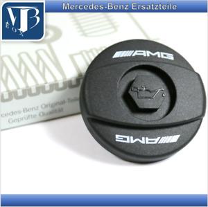 Original Mercedes-Benz AMG Öldeckel verwendbar für A-B-C-E-G Klasse SL SLK CLK C