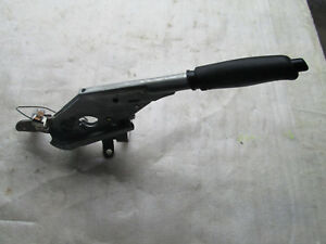 BMW E46 98-06 PARKING HAND BRAKE HANDBRAKE LEVER HANDLE