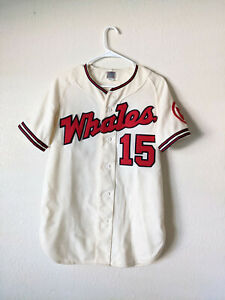 Ebbets Field Flannels Taiyo Whales 1963 Home Jersey