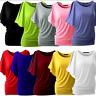 Plus Size Women Summer Casual Tank Tops T-Shirt Cotton Vest Short Sleeve Blouse
