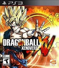 Dragonball Xenoverse XV PlayStation PS3