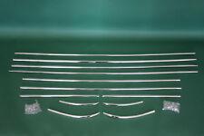 Kit de Acabado Moldura aluminio pulido de alto brillo IFA WARTBURG 311 312 Delux