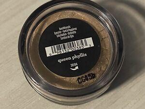 Bare Escentuals BareMinerals Eyeshadow QUEEN PHYLLIS Glimmer 0.02oz/0.57g New