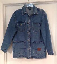 Ralph Lauren Denim Jacket Size P/P. (Women's Large) Great Condition