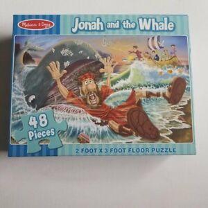 Melissa & Doug 48 Piece Jonah and Whale Bible Puzz