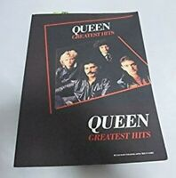 Queen Greatest Hits Band Score Book