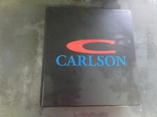 Carlson Paving Products Easy Screed IV 8 Parts and Maintenance Manual