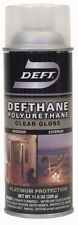 Deft Defthane Interior Exterior Clear Polyurethane Gloss Spray, 11.5-Ounce