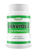 GRAVIOLA Guanabana Guayabano Soursop Herbal Health Dietary Supplement Extract