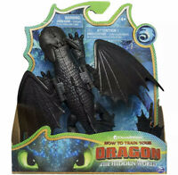 """How to Train your Dragon """"Toothless"""" action figure (NIB)"""