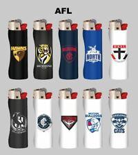 AFL Australian Rules Football Footy Cigarette Gas Lighter Tobacco Lighters Mull