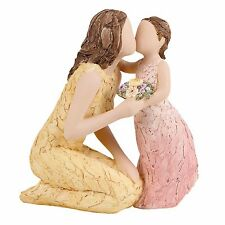 More Than Words Mum Love you Forever Figurine Exclusive NEW  25859