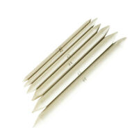 6pcs Double Head Dedicated Sketch Paper Pen Pastel Charcoal Paper Eraser Pen