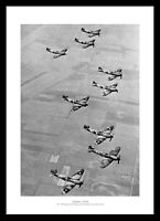 Spitfire RAF No19 Fighter Squadron 1939 Aviation Photo Memorabilia (789)