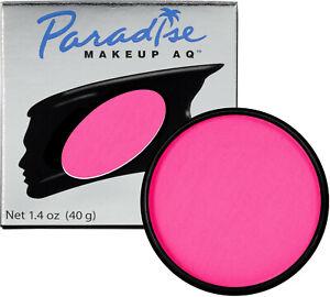 Mehron Paradise AQ Makeup face body paint clown theatrical stage party dance FX