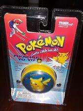 Pokémon Pikachu Yo-Yo 1999 With Flashing Lights Tiger Electronics