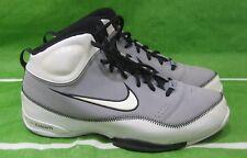 Nike Zoom Dt Morris Zapatillas de Baloncesto 344479-011 Gris / Blanco/Negro