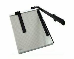 "Dahle® Vantage Guillotine Paper Trimmer/Cutter, 15 Sheets, 12"" Cu 076769125001"