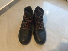 Wesco Packer Boots 8E Black