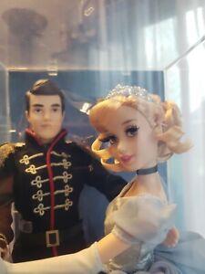Disney Store Fairytale Designer Doll Limited Cendrillon Prince Cinderella 6000