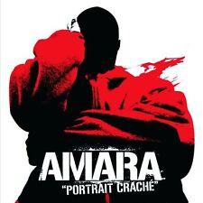 AMARA - PORTRAIT CRACHÉ - 17 TITRES - RAP FRANÇAIS - CD ÉTUI CARTON - NEUF NEW
