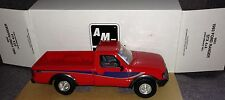 AMT 1993 FORD RANGER STX 4X4 PERFORMANCE RED PROMO 1/25 Model Car Mountain