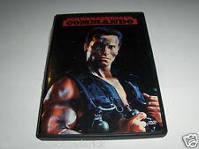 Commando (DVD, 1999) Works Great