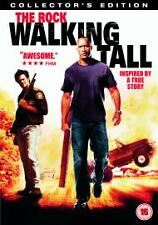 Walking Tall Collector's Edition (DVD, 2005, The Rock, Jonny Knoxville)