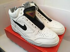 "Vintage Nike Air Flight Lite Mid ""Baskets... (80 S, Jordans, 90 S, Basket-ball)"