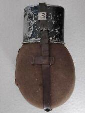 Gourde allemande WH début de guerre - avec quart alu daté 1939 ORIGINALE