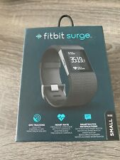 Fitbit Surge Fitness GPS Activity Tracker - Small, Black