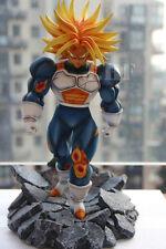 "12"" Third Grade Future Dragonball Z Super Saiyan Trunks Resin GK Figure Statue"