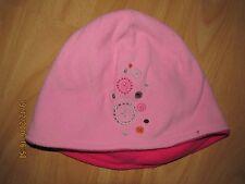 bonnet rose polaire (taille 52)