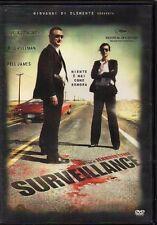 SURVEILLANCE - DVD (USATO EX RENTAL)