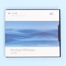 Apple Developer Connection: Developer DVD Series July 2002