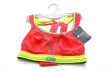 Shock Absorber Sport-BH, Ultimate Run Bra, Größe 70 A, Red/ Lime *NEU*