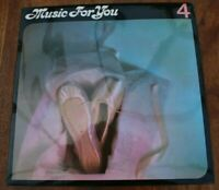 Music For You 4 - Vinyl LP Record - Reader's Digest