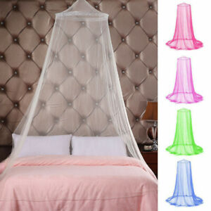 Netting Bed Canopy Bedding Drape Cover Lace Dome Children Princess Mosquito Net