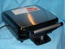Cuisinart 4-Slice Belgian Waffle Maker, Stainless Steel WAF-150