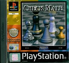 Check Mate Sony Playstation 1 ps1 Spiel