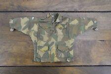 1/6 GI JOE Ultimate 21st SOTW WWII  US AIRBORNE CAMO PARKA Coat Jacket NICE!