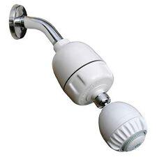 Rainshowr KDF Shower Filter with Massage Shower Head CQ-1000-MS