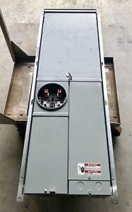 Eaton CMBE3242B225BF Meter Main Loadcenter Breaker 225 A, 42 Circuit, NEMA 3R