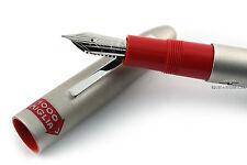 Omas Mille Miglia Silver Limited Edition Fountain Pen