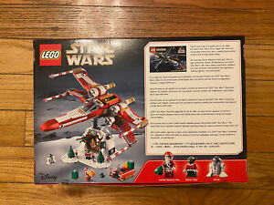 LEGO Star Wars: Employee Christmas Gift 2019 Xmas Xwing [4002019, 1038 Pcs] NEW